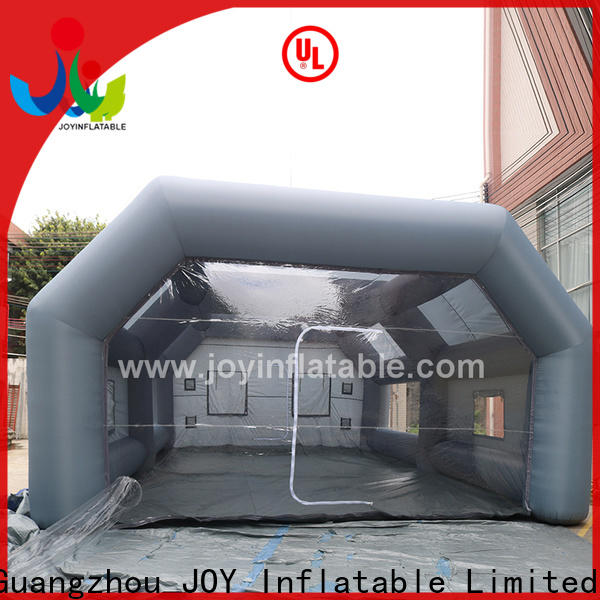 JOY inflatable inflatable spray paint booth company for children