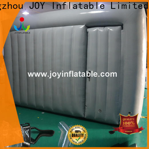 JOY inflatable custom Inflatable cube tent wholesale for kids
