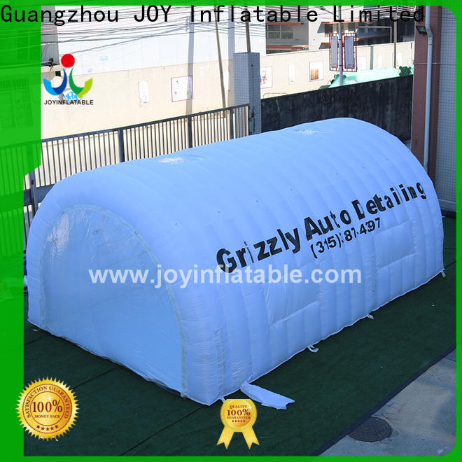 paint inflatable spray tent customized for outdoor