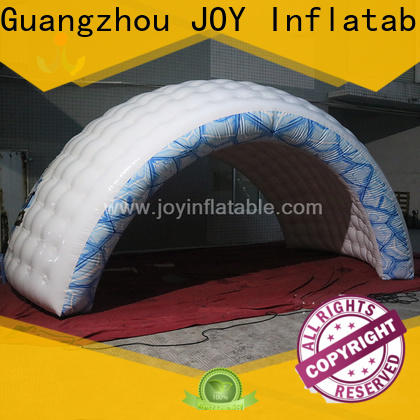 JOY inflatable luxury inflatable canopy tent for sale for children