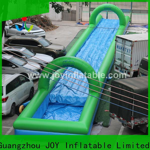 JOY inflatable blow up water slide inflatable slide blow up slide manufacturer for outdoor