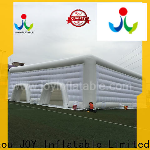 JOY inflatable geodesic blow up event tent series for kids