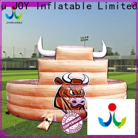 Best blow up mechanical bull factory for outdoor playground