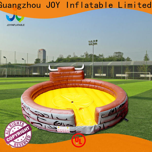 JOY inflatable Buy mechanical bull bounce house manufacturers for adults and kids