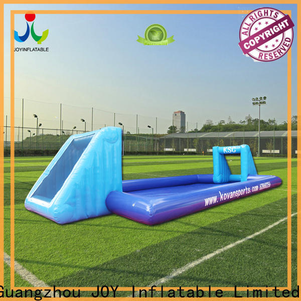 JOY inflatable soccer field inflatable price for outdoor sports event