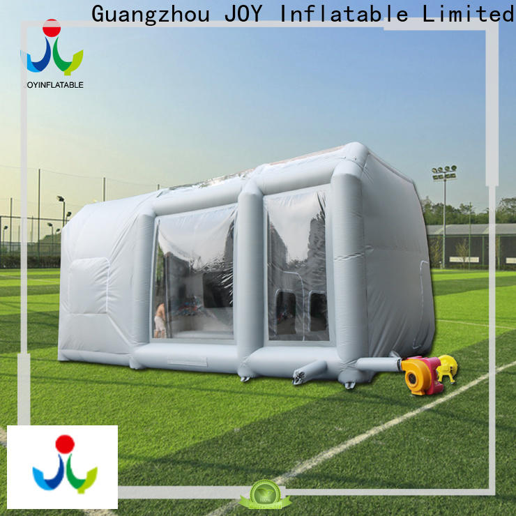 quality inflatable paint booth tent from China for children