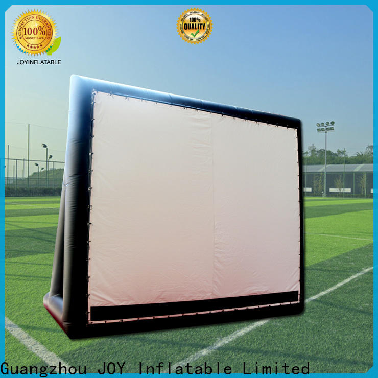 challenge inflatable movie screen vendor for outdoor