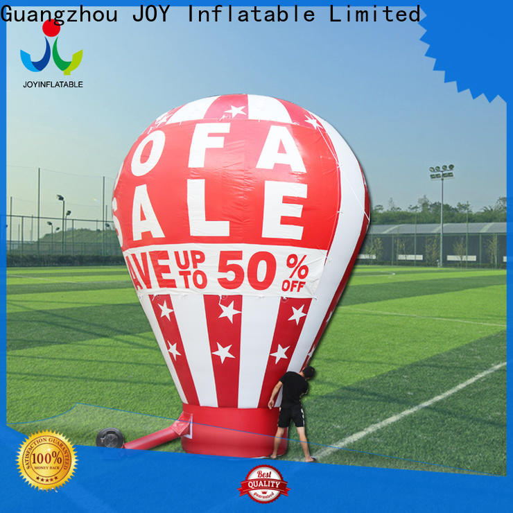 JOY inflatable giant advertising balloon manufacturer for child