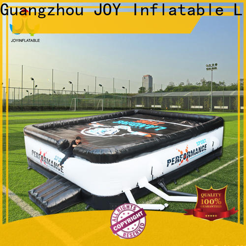JOY inflatable bmx airbag landing company for sports