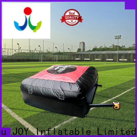 JOY inflatable airbag bmx ramp factory for sports