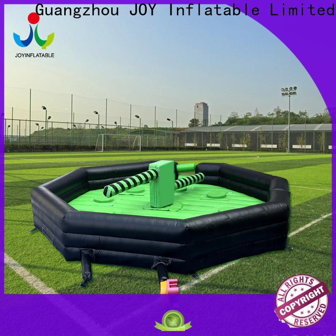 JOY inflatable wipeout bounce house vendor