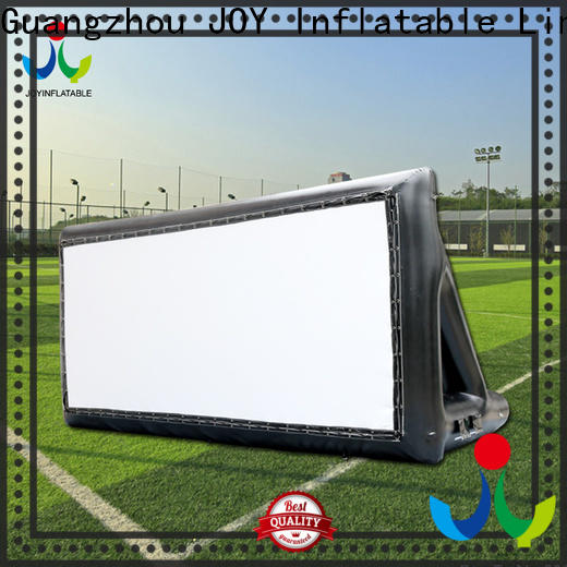 JOY inflatable inflatable screen wholesale for outdoor
