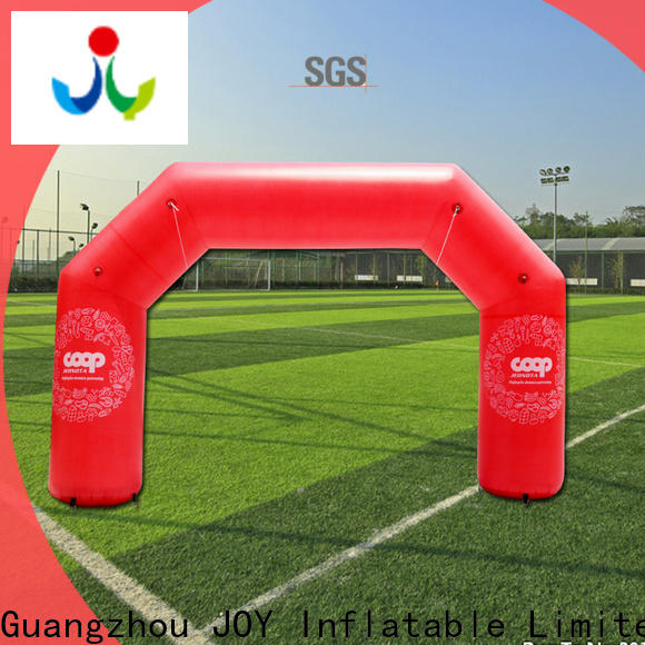 JOY inflatable run inflatable arch supplier for child