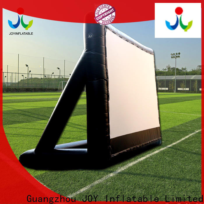 JOY inflatable inflatable movie screen directly sale for children