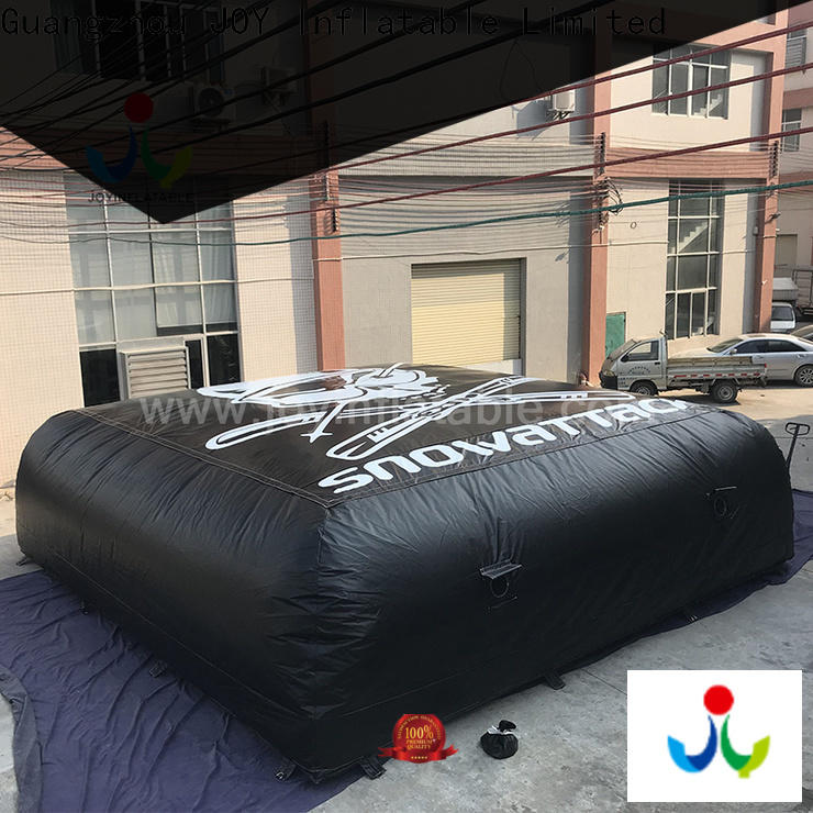 JOY inflatable fmx airbag manufacturers for skiing
