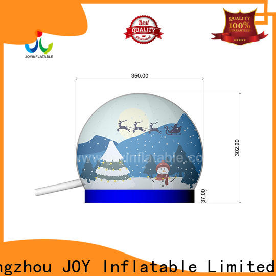 JOY inflatable lighting giant balloons for sale for outdoor