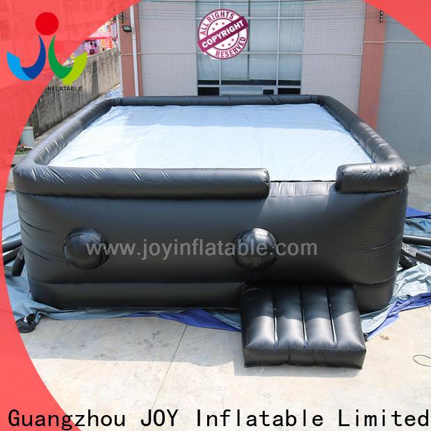 JOY inflatable New airbag bmx ramp supply for bike landing