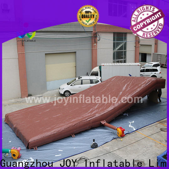 JOY inflatable fmx airbag for sale company for skiing