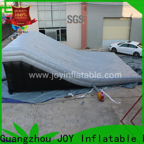 JOY inflatable Quality bmx airbag landing for sale for sale for sports