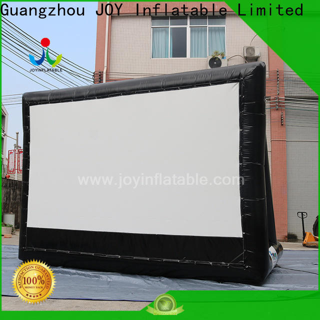 JOY inflatable airbag inflatable movie screen supplier for children