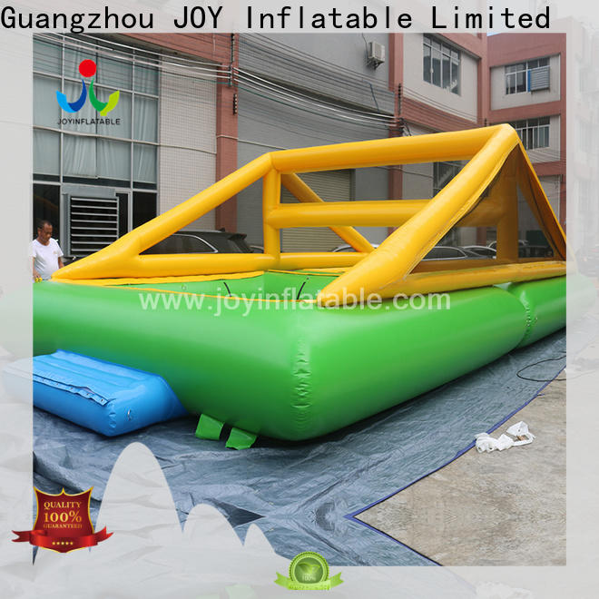JOY inflatable bouncy blow up water park wholesale for outdoor