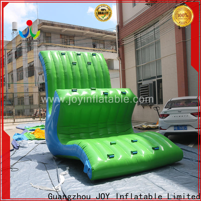 JOY inflatable floating water park for sale for outdoor