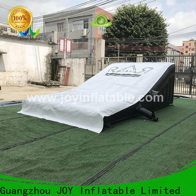 JOY inflatable bmx airbag supply for skiing