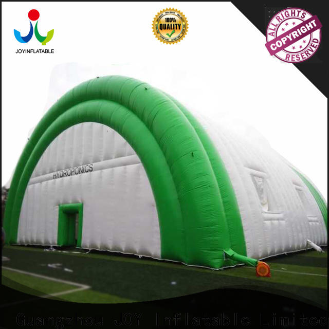 JOY inflatable giant camping tent for sale for outdoor