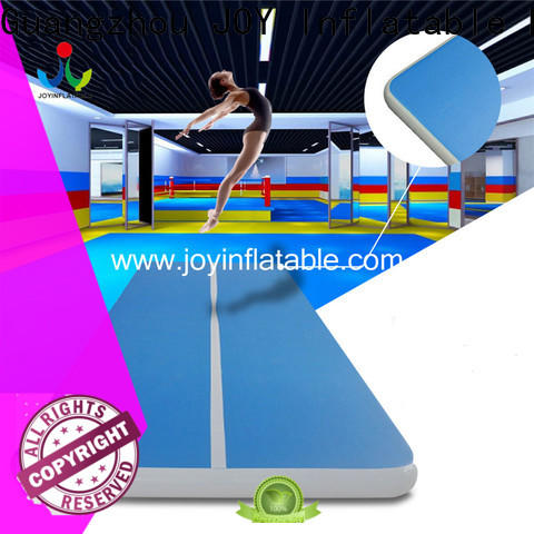 JOY inflatable small air track cost for gym