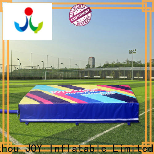 JOY inflatable Quality inflatable air bag factory for high jump training