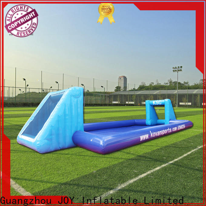 JOY inflatable inflatable soccer field supply for sports