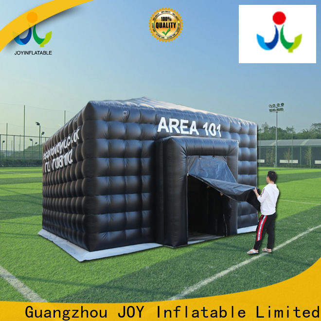 custom Inflatable cube tent wholesale for kids