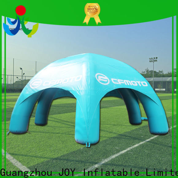 printing Inflatable advertising tent manufacturer for children