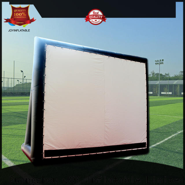 JOY inflatable extreme inflatable movie screen customized for outdoor