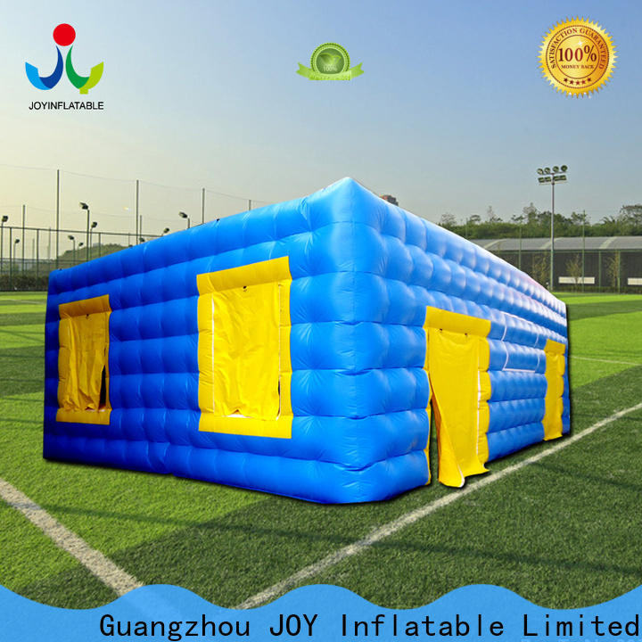 JOY inflatable Inflatable cube tent supplier for outdoor