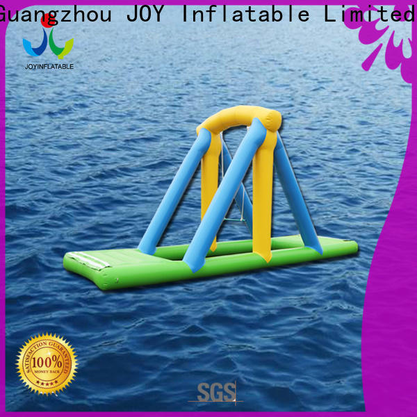 JOY inflatable lake inflatable trampoline wholesale for outdoor