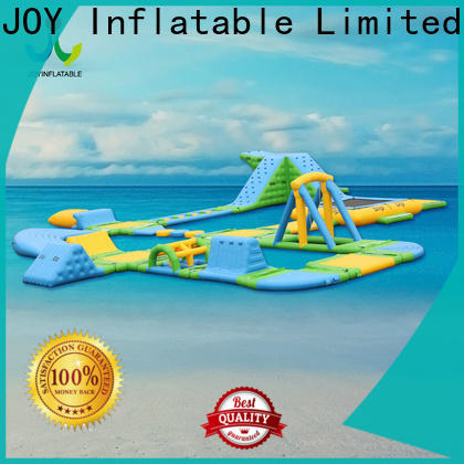 JOY inflatable floating water trampoline for sale for child