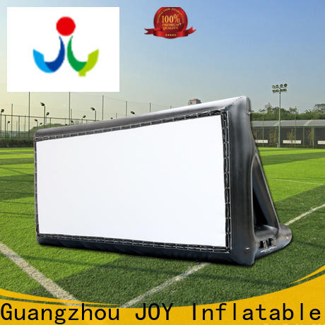 JOY inflatable foam inflatable screen manufacturer for children