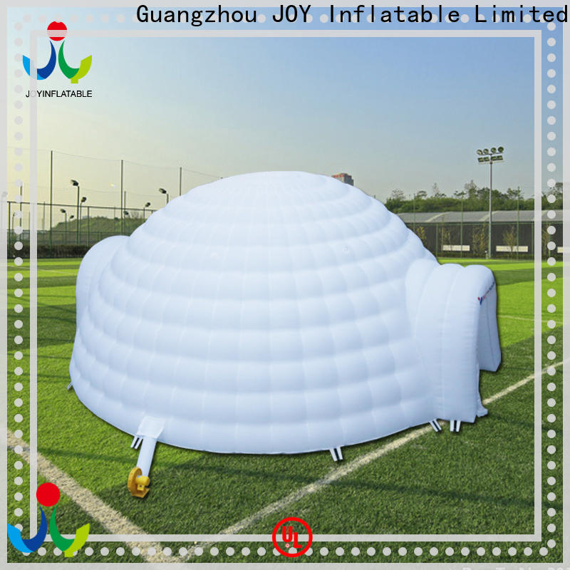 JOY inflatable dome inflatable bubble tent for sale from China for kids