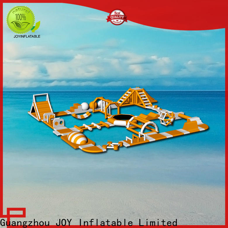 JOY inflatable toys inflatable water trampoline design for outdoor