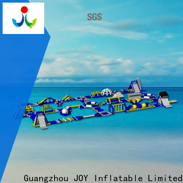 JOY inflatable inflatable aqua park with good price for kids