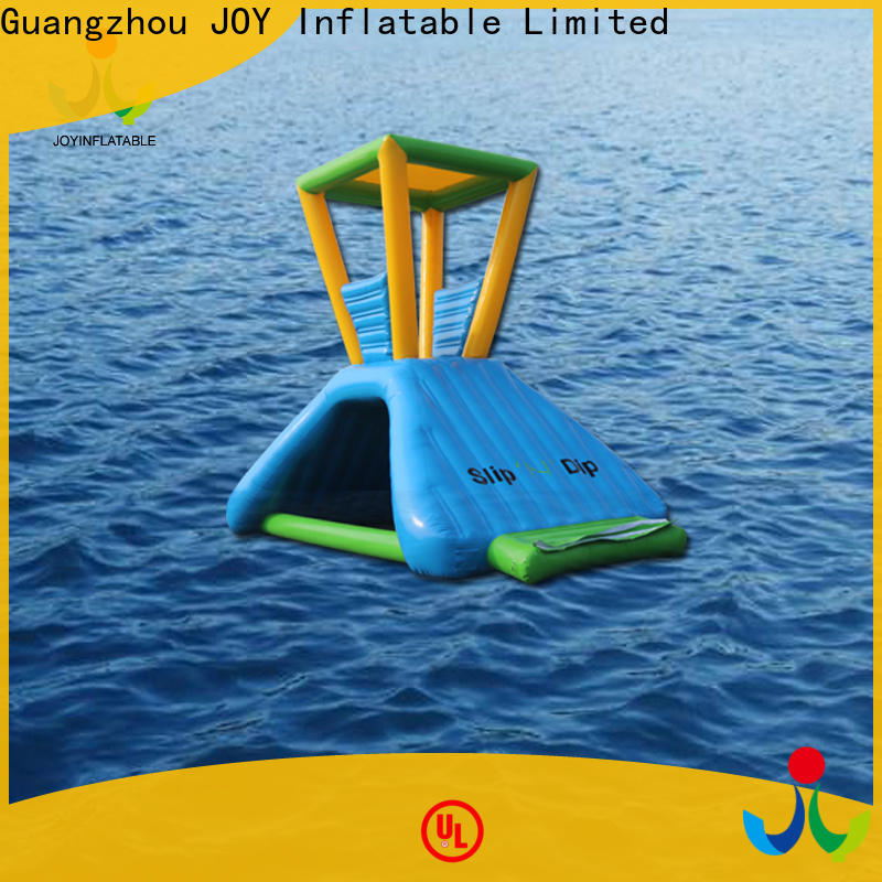 air inflatable lake trampoline wholesale for kids