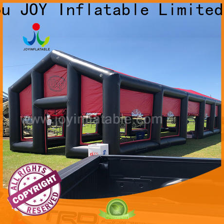 JOY inflatable Inflatable cube tent personalized for children