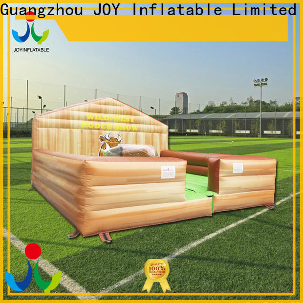 JOY inflatable inflatable mechanical bull wholesale for games