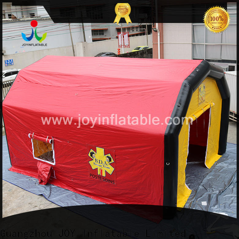 JOY inflatable army portable inflatable shelter factory for child