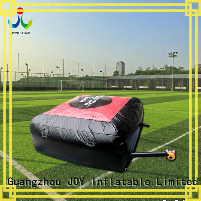 JOY inflatable giant inflatable cushion customized for kids