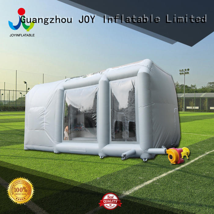 popular inflatable trendy JOY inflatable Brand blow up paint booth manufacture