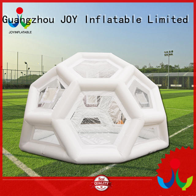 trampoline inflatable bubble camping tent wholesale for child