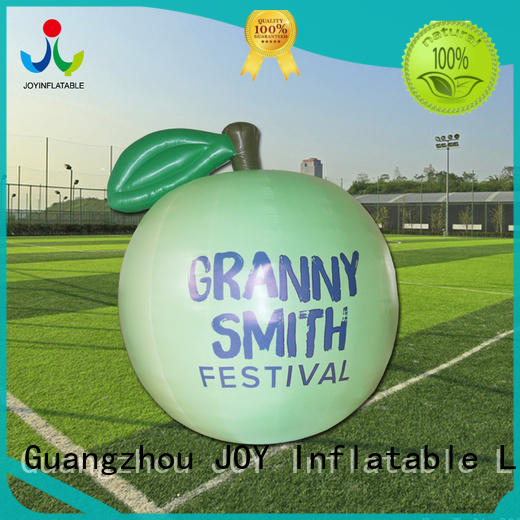 JOY inflatable advertising inflatables water islans for sale factory for outdoor