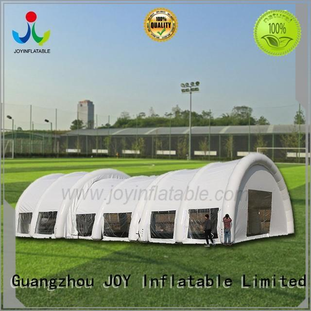 JOY inflatable white blow up tent customized for children